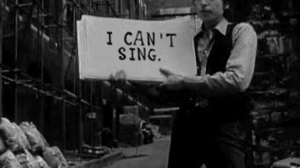 Bilde: Upop-aften: Bob Dylan - tyv eller geni?