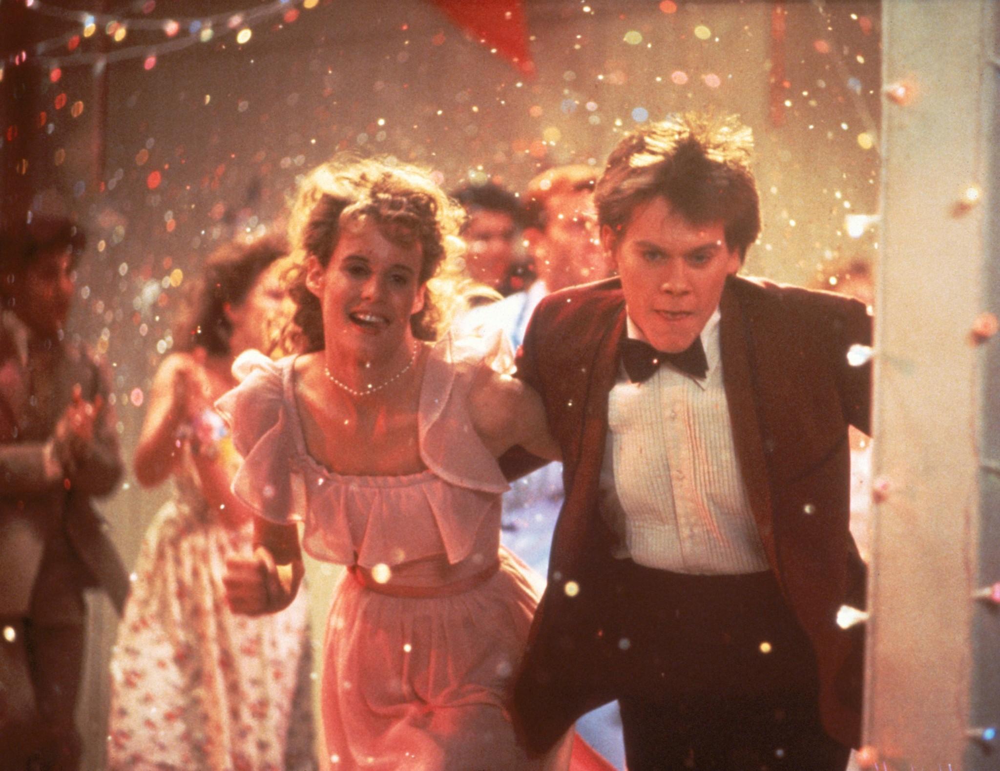 Footloose  1984  og Flashdance  1983 Footloose Movie Poster 1984