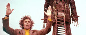 Christopher Lee in Robin HardyÕs THE WICKER MAN (1973). Courtesy: Rialto Pictures/ Studiocanal