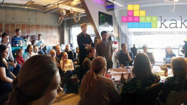 Kommunikasjon og markedsføring i oslo for det norske studentersamfundet